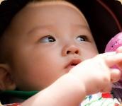 赤ちゃんのウォーターサーバー