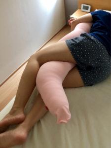 ロフテー抱き枕